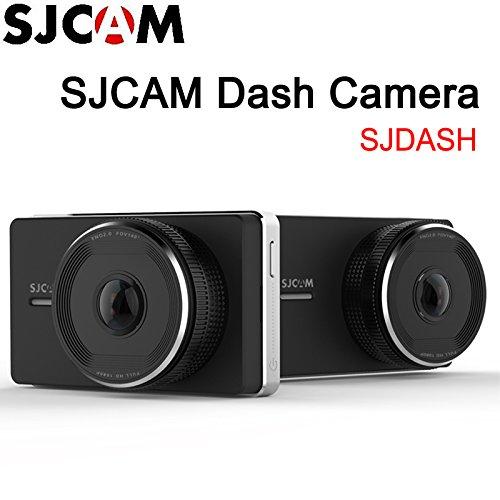 Original SJCAM Full HD 1080P Car Dashboard Dash Camera Camcorder WiFi Car DVR 3.0' LCD Wireless WiFi 802.11b/g/n 2.4GHz