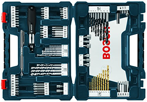 (Bosch 91-Piece Drilling and Driving Mixed Set MS4091)