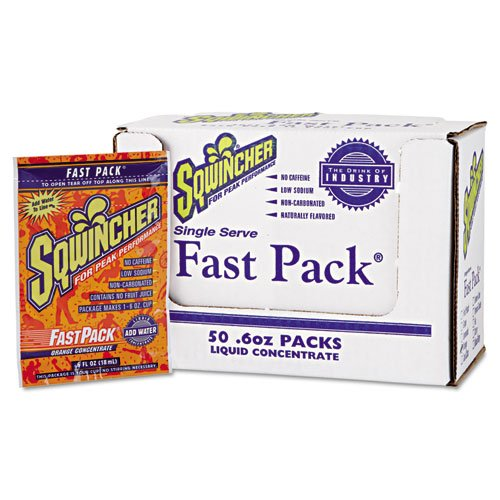 Fast Pack Orange by Sqwincher