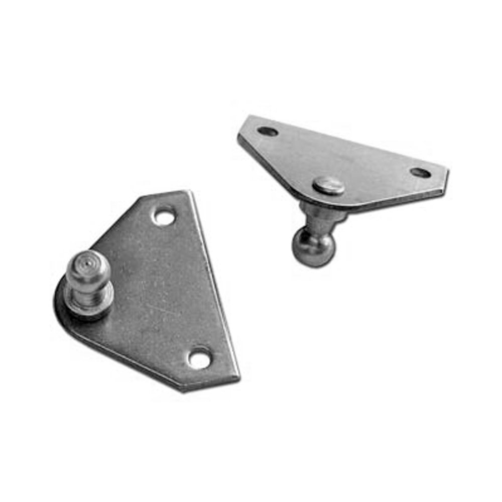 BRACKET Stainless Steel FLAT with 10MM