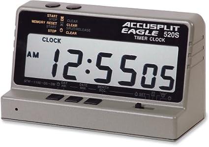 Attirant ACCUSPLIT AE520S Table Top Digital Timer