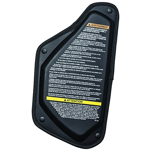 Yamaha Sidewinder Console Knee Pads - SMA-8LR24-00-BK
