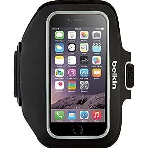 Belkin iPhone 6 Plus Sportarmband Slim Fit Plus Black, F8W610BTC00 (Slim Fit Plus Black)
