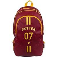 Official Harry Potter Quidditch Captain Potter School Backpack Bag