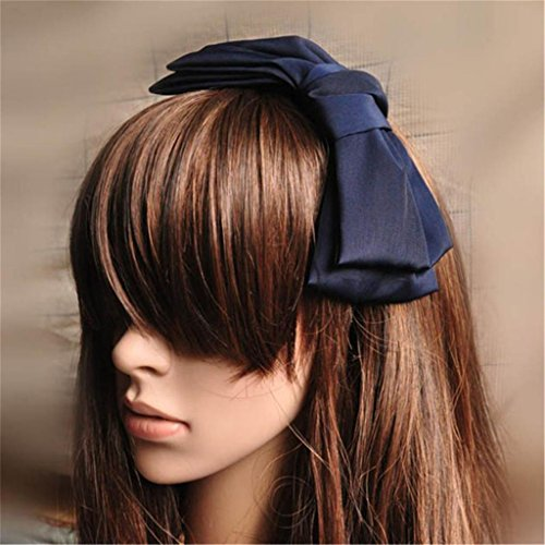 Fashion Korean Bowknot Headband Accessory
