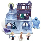 Rudolph the Red-Nosed Reindeer Ultimate Figurine Adventure Display Set with Bonus Figures