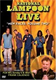 National Lampoon Live: New Faces, Vol. 2