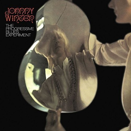 Johnny Winter - Progressive Blues Experiment (Super-High Material CD, Japan - Import)