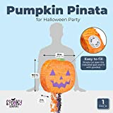 Pumpkin Pinata for Halloween