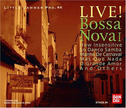 LITTLE NovaI」 JAMMER PRO. 専用別売ROMカートリッジ STAGE 04 「LIVE PRO.!Bossa LITTLE NovaI」 B000HEZ9DC, 郵便ポストのジューシーガーデン:c8803762 --- ijpba.info
