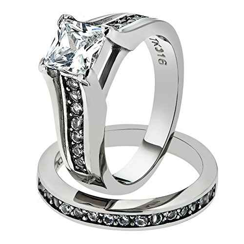 Marimor Jewelry Princess Cut