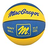 MacGregor Official Heavy Basketball 51 OZ For Training Indoor Or Outdoor