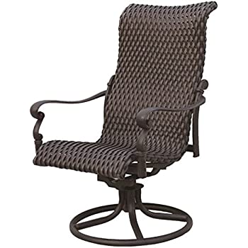 Amazon Com Darlee Victoria Rocker Patio Dining Chair In
