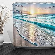 Custom Modern Shower Curtain Set for Bathroom Decor,Teen Kids Shower Curtain 72x72 Waterproof Polyester Fabric