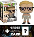 Kevin: Funko POP! x Ghostbusters Vinyl Figure + 1 FREE Sci-fi & Horror Movies Trading Card Bundle (092054) | Computers And Accessories