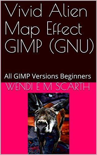 Amazon com: Vivid Alien Map Effect GIMP (GNU): All GIMP