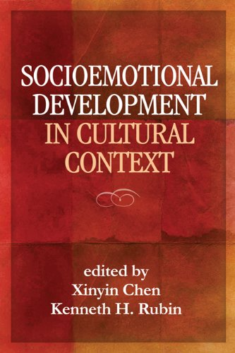 Download Socioemotional Development in Cultural Context (Social, Emotional, and Personality Development in Context) Pdf