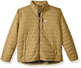 Carhartt Men's Big & Tall Gilliam Jacket, Peppercorn, X-Large/Tall