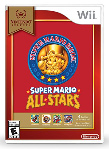 Nintendo Selects: Super Mario All-Stars (Mario Wii Games)