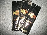 3 packets 2011 JWOWW Black Bronzer w/Hemp .5 oz Top Seller!