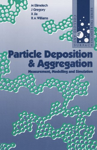 Particle Deposition and Aggregation: Measurement, Modelling and Simulation (Colloid and Surface Engineering)