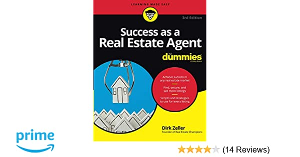 Success as a Real Estate Agent For Dummies, 3rd Edition: Dirk Zeller