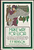 Make Way for Lucia, E. F. Benson, 0060156783