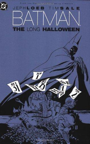 Batman: The Long Halloween by Loeb, Jeph(November 1, 1999) Paperback -