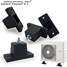 Rubber Vibration Isolator Mounting Bracket For Mini Split Air Conditioner Condenser
