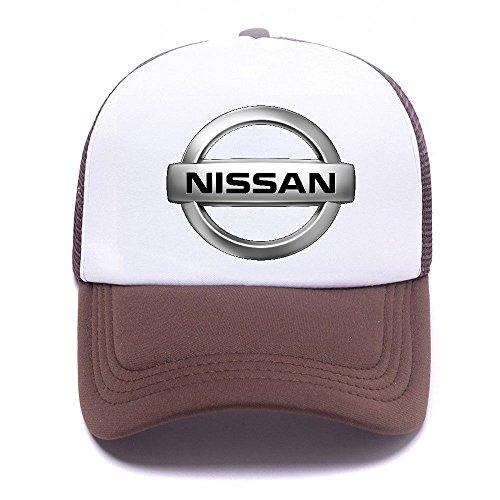 Béisbol for Hat Niss Caps Boy Men de Gorras Car D66KA2 Logo Brown Girl Trucker Women Baseball qzrITAvzw