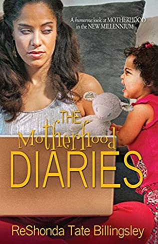 book cover of The Motherhood Diaries