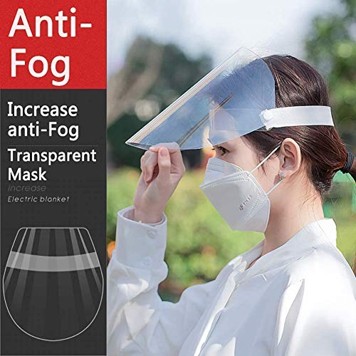 5Pack Face Shield Protect
