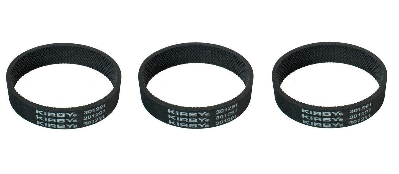 (Vacuum Parts) 3 Belts Genuine & FIT All Kirby Ever Made Sentria Generations Vacuums
