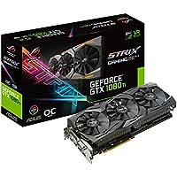 ASUS ROG GeForce GTX 1080 Ti DirectX 12 11GB 352-Bit GDDR5X PCI Express Video Card