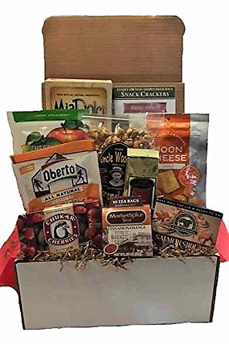 Gourmet Seattle Gift Box