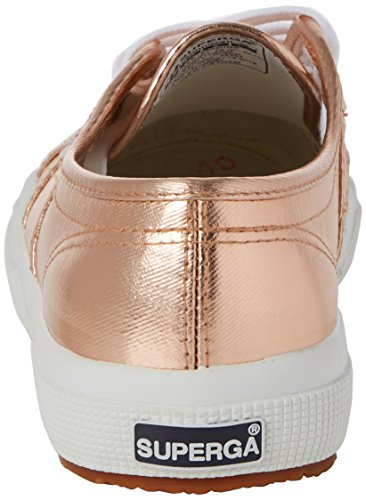 Gold Superga Cotu 2750 Sneaker Women's Rose qqxPYZw