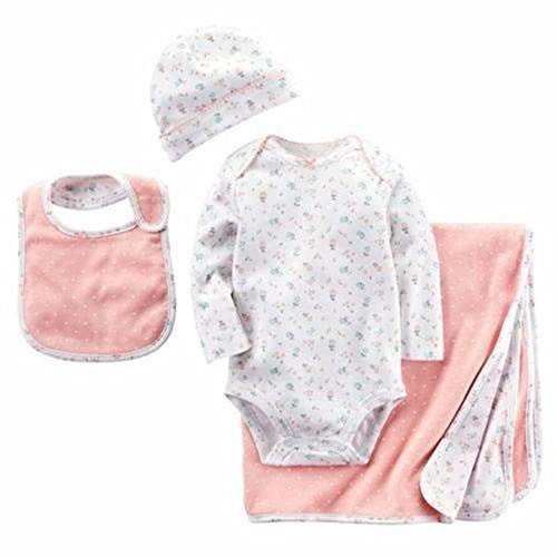 Carters 4 piece baby gift set