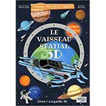 3D cartoon: Le vaisseau spatial