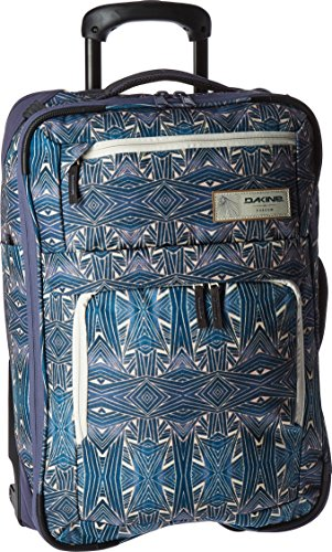 Dakine Women's Carry On 40L Internal Compression Roller Bag, Furrow, OS by Dakine