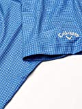 Callaway Men's Short Sleeve Micro Tattersall