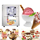 Commercial Hard Ice Cream Machine 20L/h Stainless Steel Ice Cream Maker Reduce power consumption, save costs
