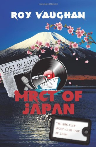Download The Mereleigh Record Club Tour of Japan: Lost in Japan ebook