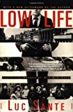 Front cover for the book Low Life: Lures and Snares of Old New York by Luc Sante