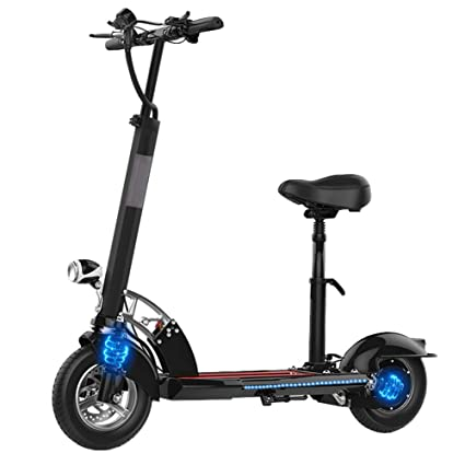 HBBenz Patinete Eléctrico, Adulto Scooter Plegable 48V ...