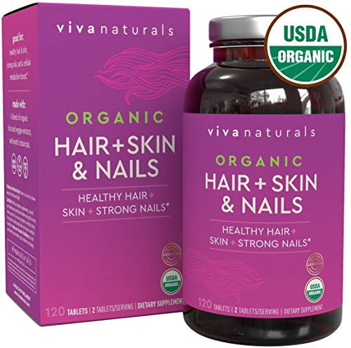 Vitamins High Dose Certified Organic Tablets product image