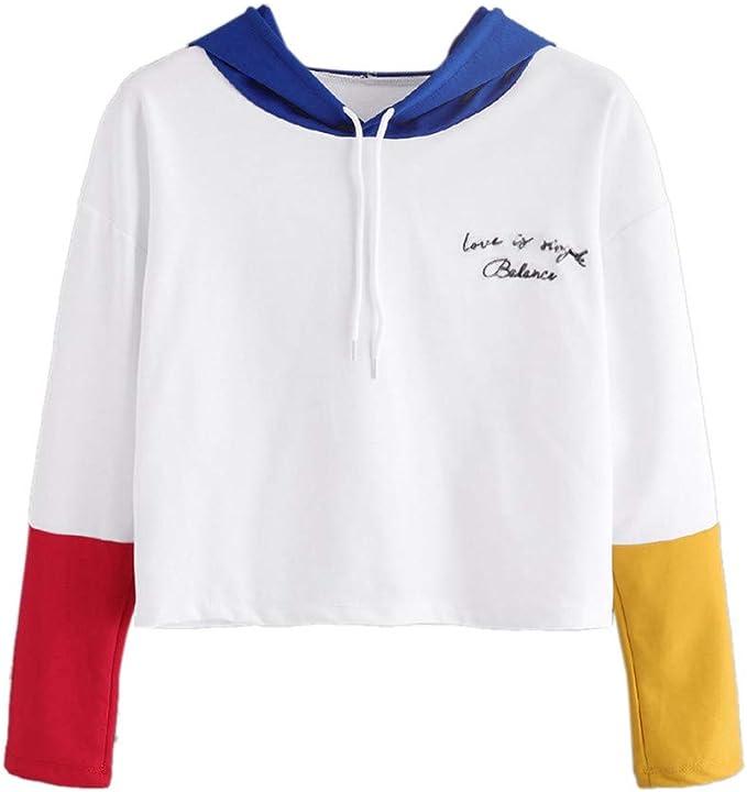 LAND-FOX Camisetas Manga Larga Mujer Hombre Amante Tumblr Kimono ...