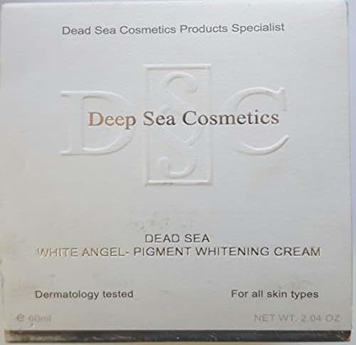 Deep Sea Cosmetics Dead Sea DSC White Angel - Pigment Whitening Cream