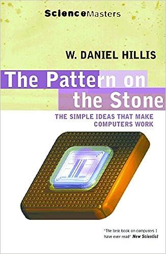 The Pattern On The Stone: The Simple Ideas That Make Computers Work SCIENCE MASTERS: Amazon.es: Daniel Hillis: Libros en idiomas extranjeros