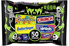 Brach's Halloween Candy Variety Mix | Candy Variety Pack for Halloween Treat Bags or Halloween Party | Bulk Candy Bags with R