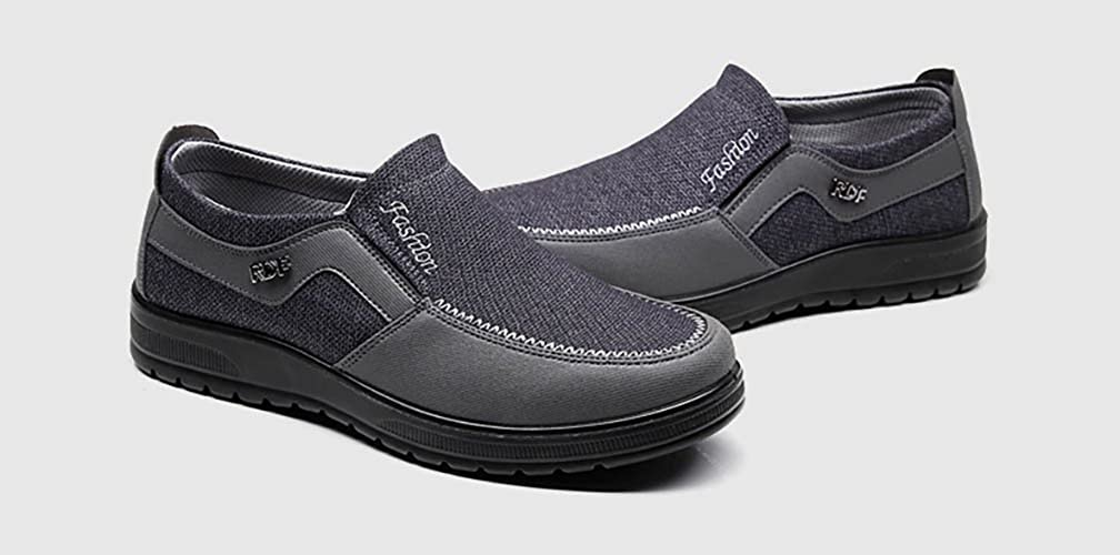 respeedime Men's Non-Slip Walking Breathable Middle-Aged Walking Shoes B07BKYYP8Y Walking Non-Slip 2e751d